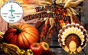 Nelsonville thanksgiving