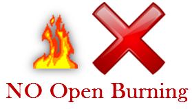 no-open-burning