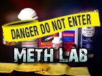 Danger Meth Lab