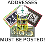 nelso address posting logo