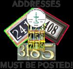 nelso address posting logo